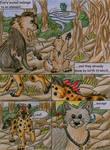 Wild Warriors Page 1