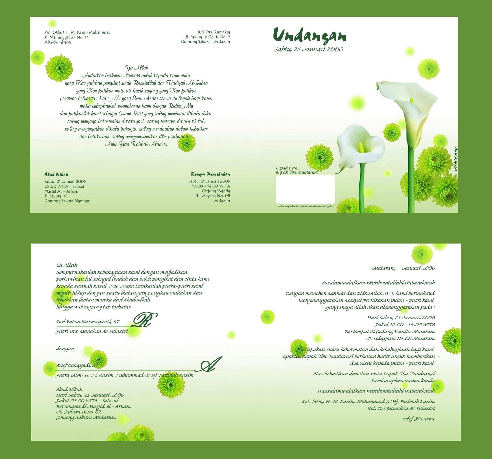 Invitation Card Design by faeriegothmother on DeviantArt – An Invitation Card