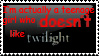 A semi-anti-Twilight stamp by Cesar-sama
