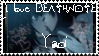 I LOVE DEATH NOTE YAOI - Stamp by Cesar-sama