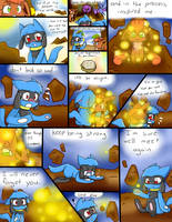 Pokemon Mystery Dungeon Ending by honrupi