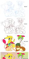 My Drawing Process