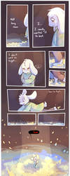 Asriel's Lament by honrupi