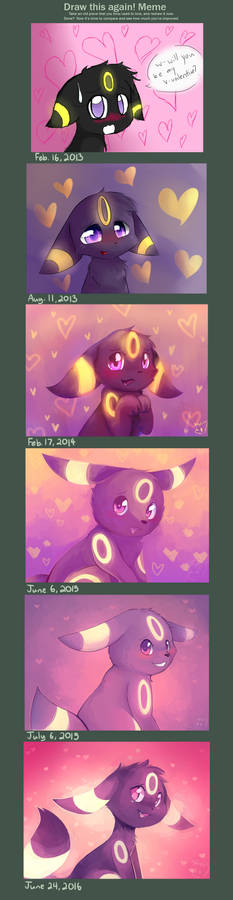 Improvement Meme (feat. Umbreon)