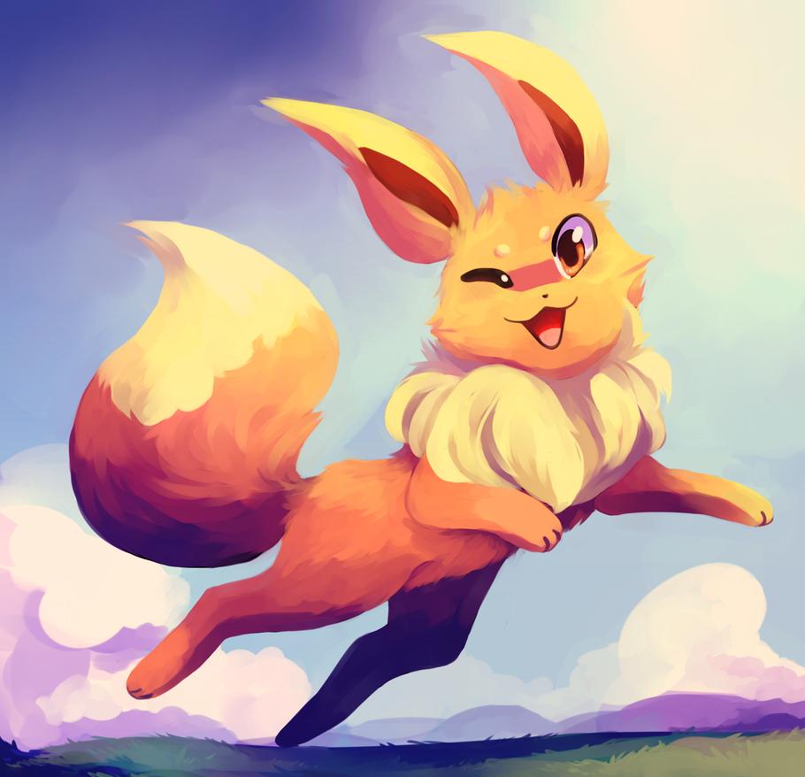 Leap Into Summer by honrupi