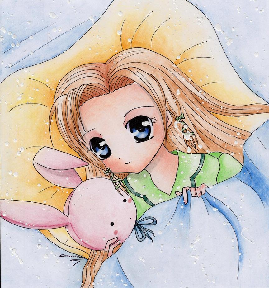Sweet Dreams by KaaMiiLa