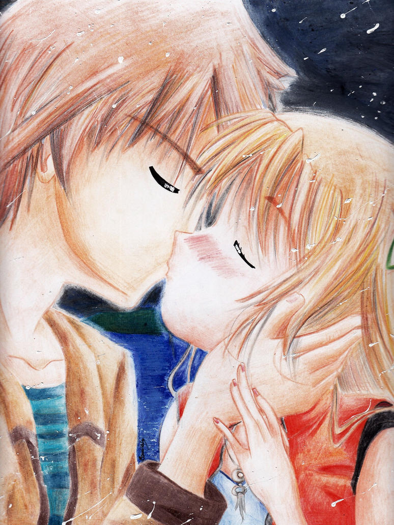 Moonlight Kiss by KaaMiiLa