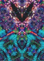 Space Glitch by jellyfishtimes