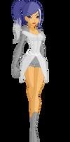 Lenah, witch of mercury-quicksilver