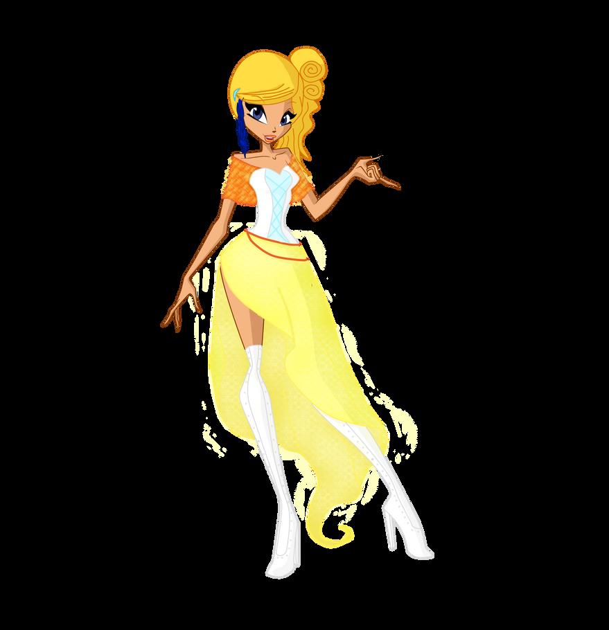Elina party dress by Sochi-suzuki