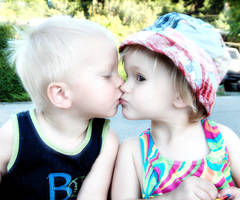 First kiss by BishanR