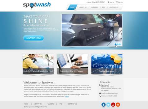 Carwash UI