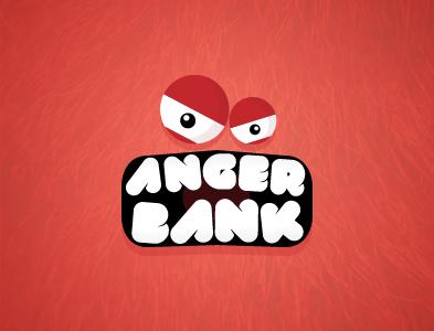 Anger Bank - Logo Design by ACampion