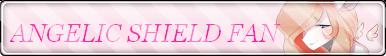 Angelic Shield fan button by Angelic-Shield