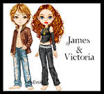 james and victoria