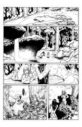 Xena Annual page 7 by pozzey