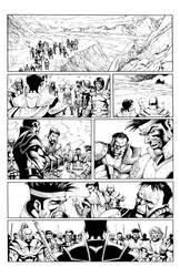 Art of War page by pozzey