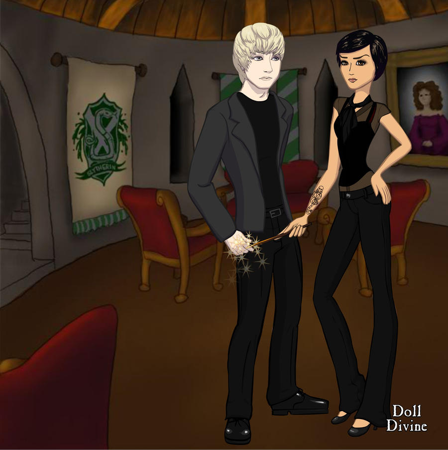 Pansy parkinson and draco