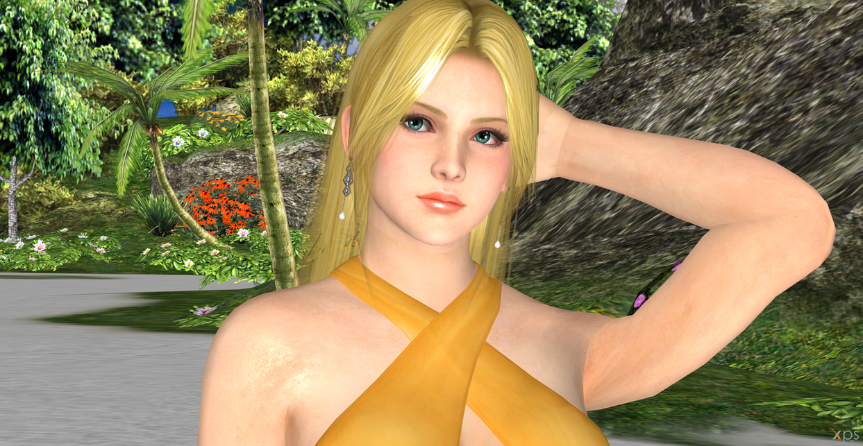 XnaLara - Helena Render 3 by SilverMoonCrystal