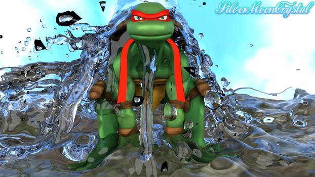Be once with the Water - Raph Version