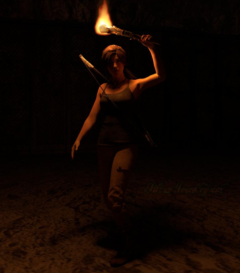 Lara Croft Shadow Of The Tomb Raider Full Hd Wallpaper: Rise Of The Tomb Raider