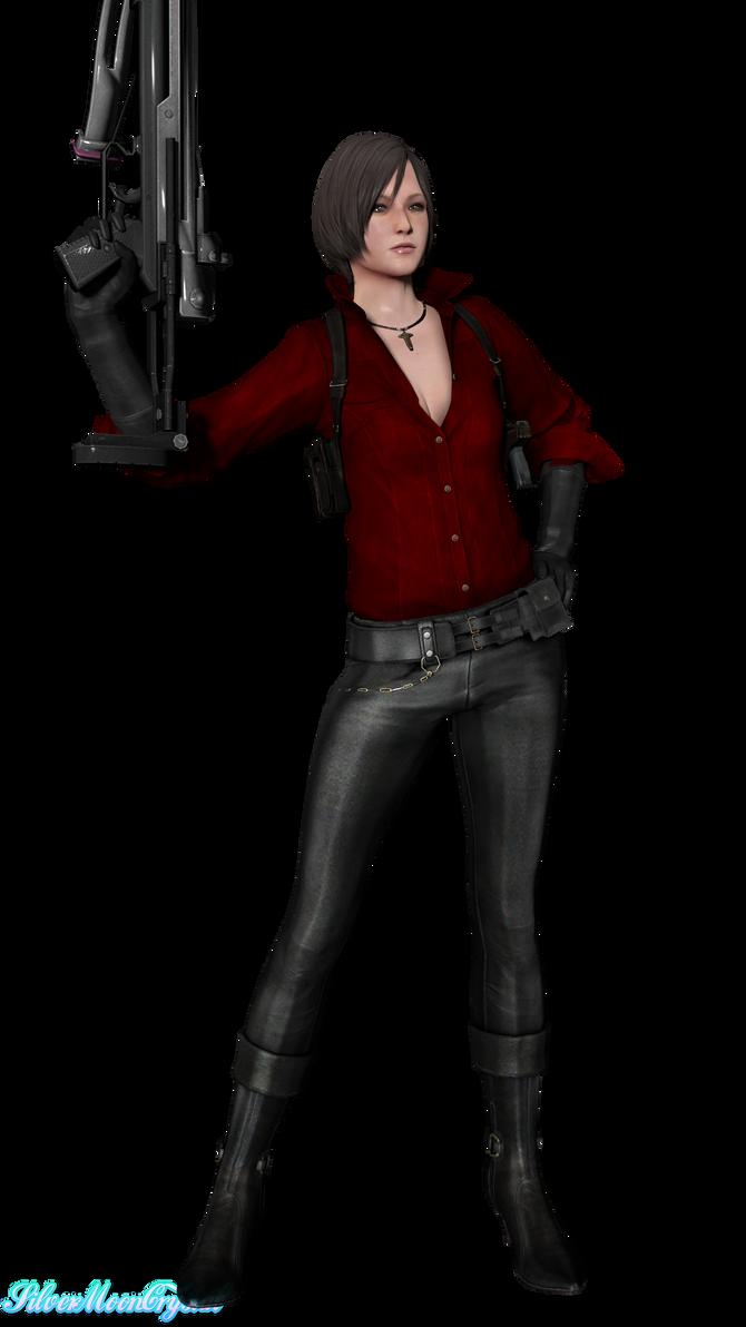 Ada Wong - Resident Evil 6 by WPastusiak on DeviantArt