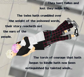 The end of the twins...