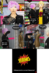 P5 AU: Another Story - Page 11
