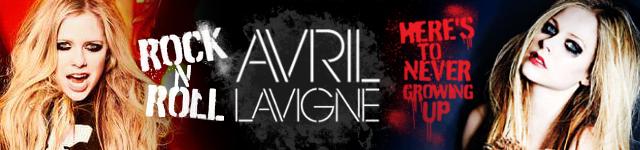 Avril Lavigne - RnR/HTNGU by xoblackstar
