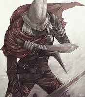 Abyss Watcher by medvale