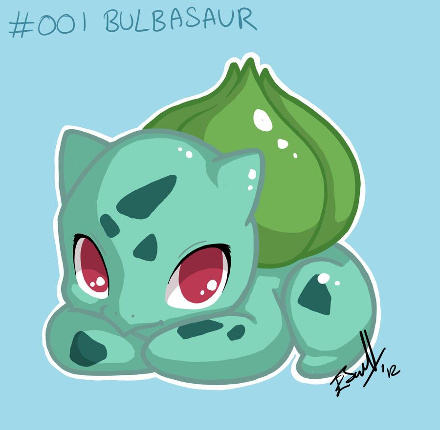 cute pokemon bulbasaur - photo #41