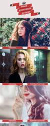 25 Portrait Photoshop Actions by Bato-Gjokaj