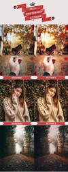 Fall Photoshop Actions by Bato-Gjokaj