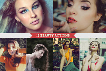 15 Beauty Actions