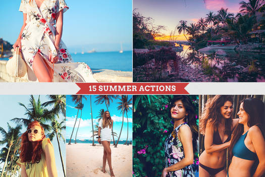 15 Summer Actions
