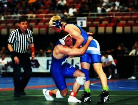 Dundee Wrestling All-Time Great Brandon Jonseck