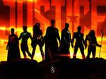 Justice League - Unite the Seven