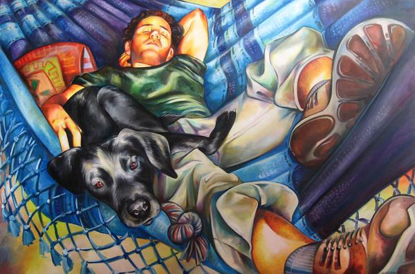 Rest in 'LA HAMACA' by vanessaballeza
