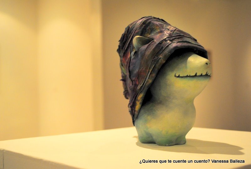 Canito Escultura by vanessaballeza