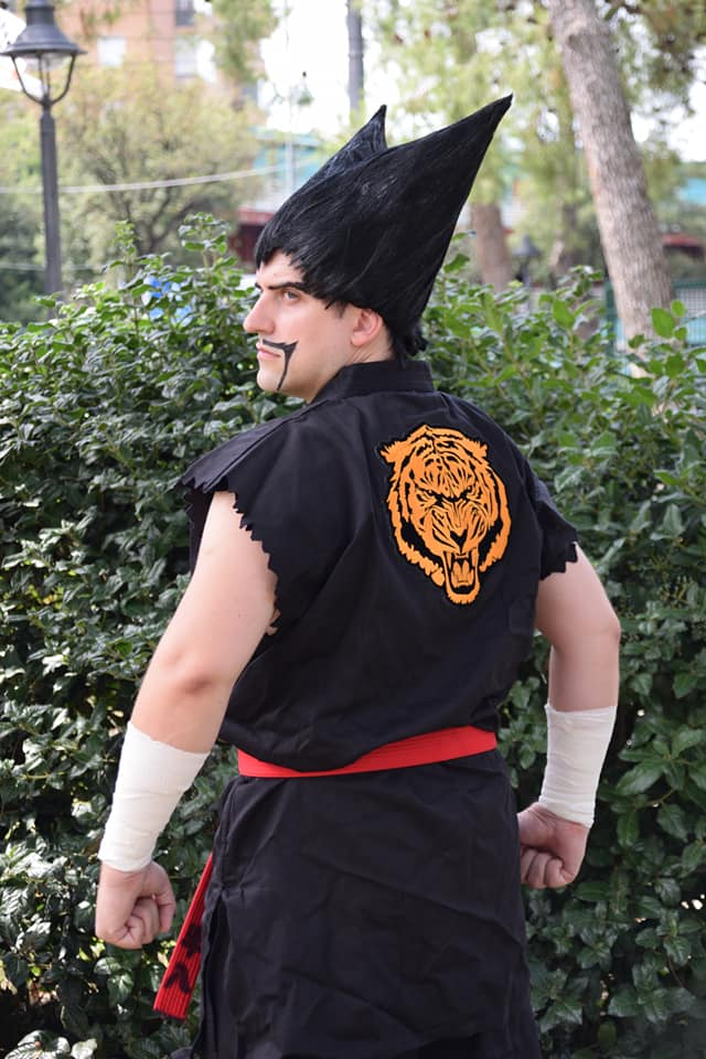 heihachi mishima cosplay by voldreth on deviantart heihachi mishima cosplay by voldreth on