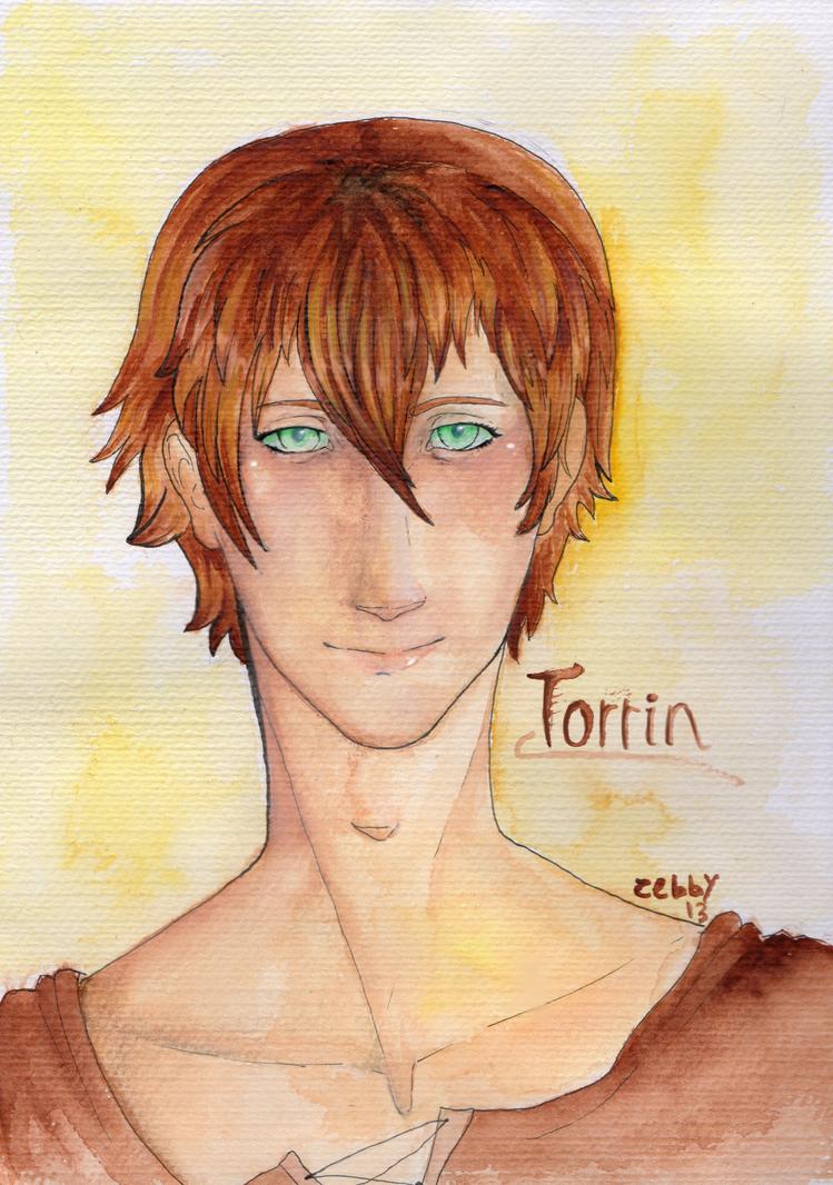 Torrin by ZebbySensei