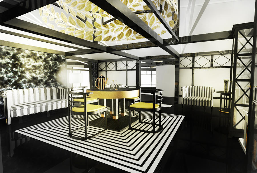 Showroom Room Design D Free