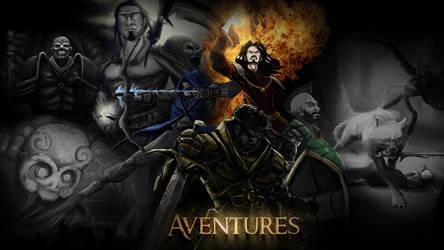 Aventures Wallpaper by Jahwa