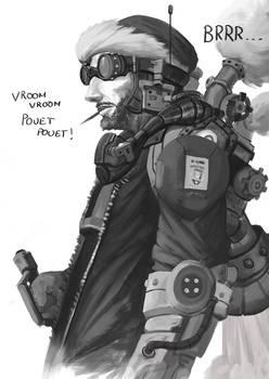 Steam Punk BOI