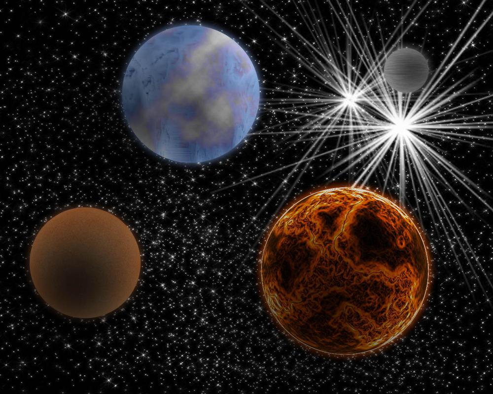solar system star 2 - photo #17