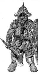 Fantasy Doodles VII by mentat0209