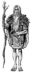 Kjartan the Druid by mentat0209