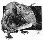 Inktober 2020 - Rodent