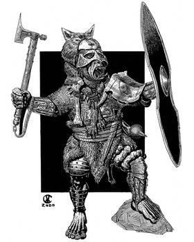 Orc doodles V