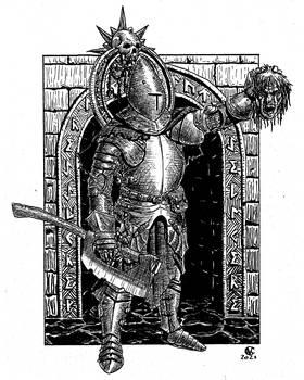 DTIYS - Reliquary Knight